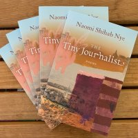 "[Poetry Friday] Excerpts from Naomi Shihab Nye's ""The Tiny Journalist"""