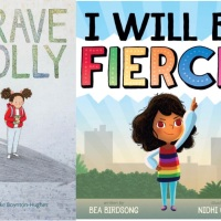 [Monday Reading] The Grounded Sorcery of Girls' Bravery And Courage in 2019 Picturebooks