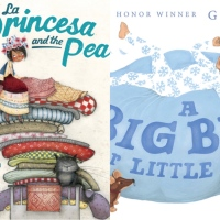 [Monday Reading] Of Princess and Winter Beds in Diverse Picturebooks