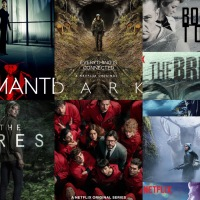#GB101020 - List Of Ten Netflix International Crime Series