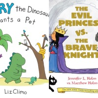 [Monday Reading] When Comic Creators Write Picturebooks (Part 1 of 2)