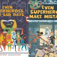 [Monday Reading] Do Superheroes Have Bad Days and Make Mistakes? Yes Ma'am.